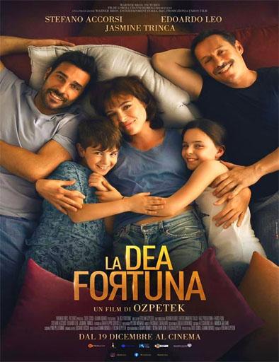 Poster de La dea fortuna
