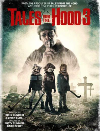 Poster de Tales from the Hood 3
