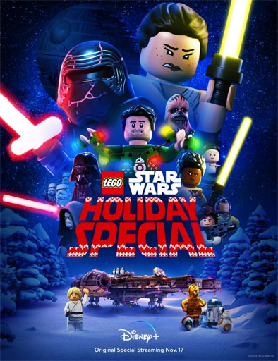 Poster de The Lego Star Wars Holiday Special
