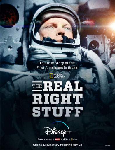 Poster de The Real Right Stuff
