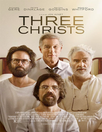 Poster de Three Christs (Estado mental)