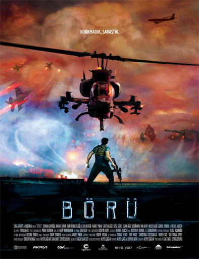 Poster de Börü (Escuadrón de lobos)