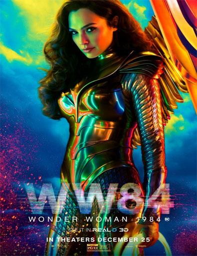 Poster de Wonder Woman 1984 (Mujer Maravilla 1984)