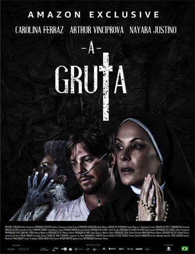 Poster de A Gruta