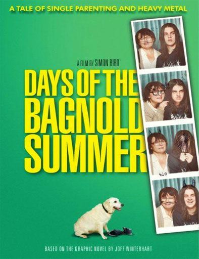 Poster de Days of the Bagnold Summer