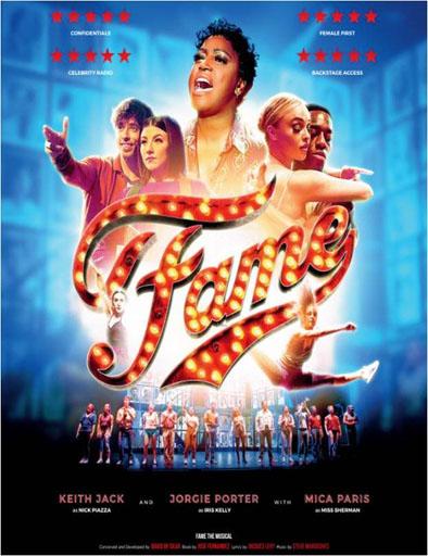 Poster de Fame: The Musical