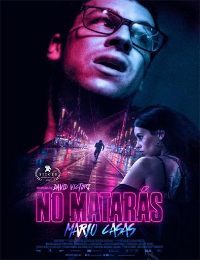 Poster de No matarás