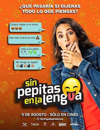 Poster de Sin pepitas en la lengua