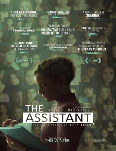 Poster de The Assistant (La asistente)