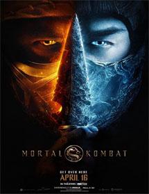 Poster new de Mortal Kombat